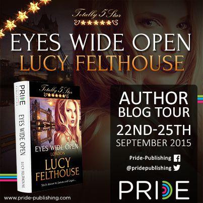 An Eyes Wide Open exclusive over at Pride Publishing's website!