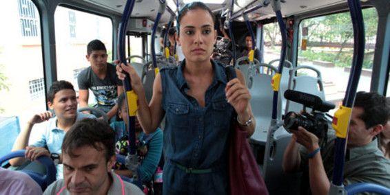 """""""Ciudad Delirio"""" Una película que hechizó la avenida Colombia de Cali. La Caleña Carolina Ramírez brilla en esta producción colombo-española. #OrgullodeCali"""