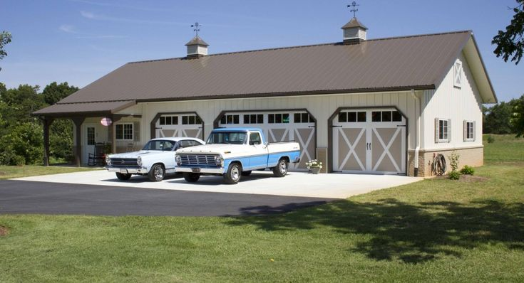 This Garage Was Built For Mike Of Statesville Nc Special