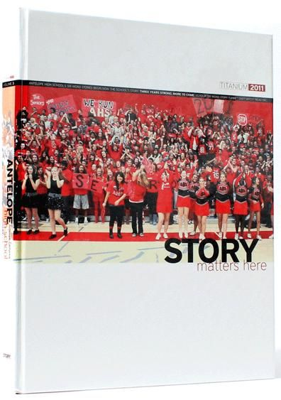 "love this idea for a cover, except maybe changing it to ""our story starts here"" Brand new school....?"