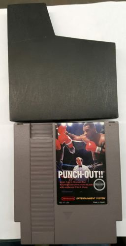 Mike Tyson's Punch-Out (Nintendo Entertainment System): $40.00 End Date: Wednesday Mar-21-2018 8:41:09 PDT Buy It Now for only: $40.00 Buy…