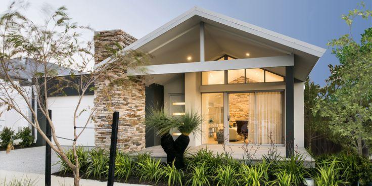 Cottesloe Beach, Coastal Single Storey Home Design, WA