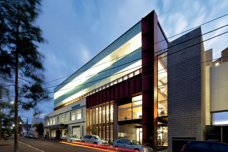 Youth Mental Health Building, Brain and Mind Research Institute / BVN Architecture
