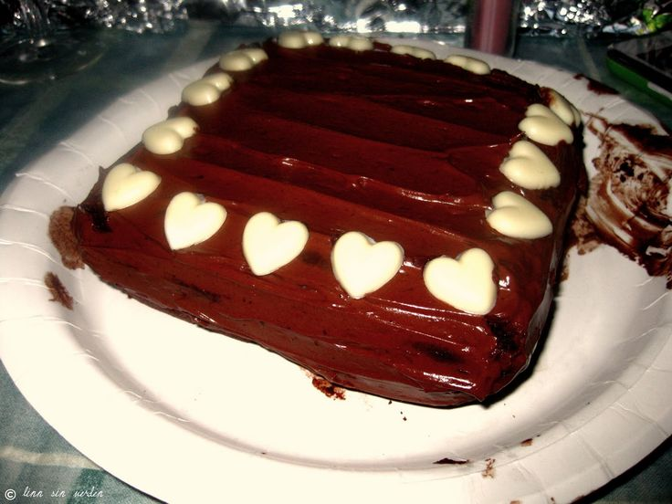 Magisk sjokoladekake|Linn