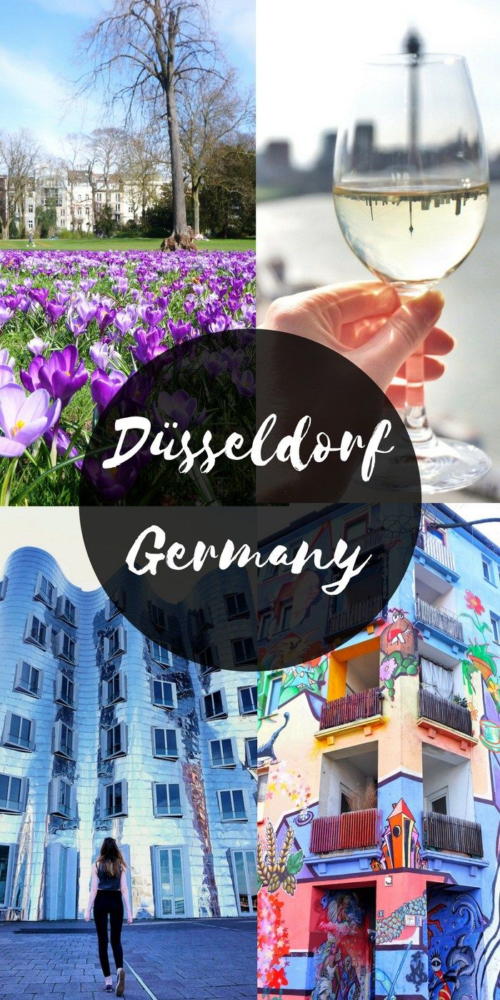 Things to see and do in Dusseldorf Germany