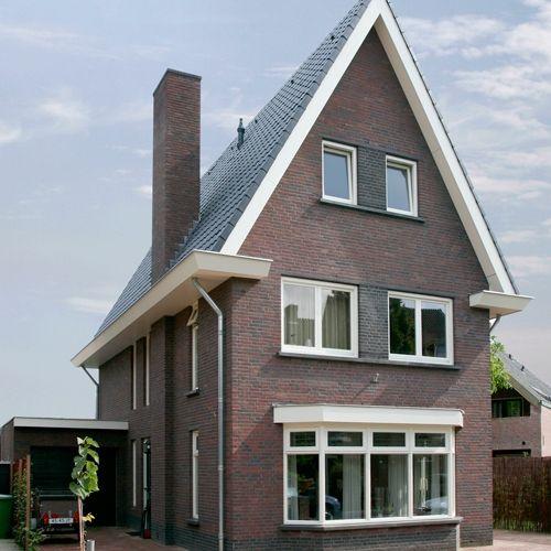 Nieuwbouw jaren 30 stijl breda verbouwingsprojecten for Huizen jaren 30 stijl
