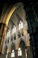 Westminster Abbey, 1983, London, England, UK