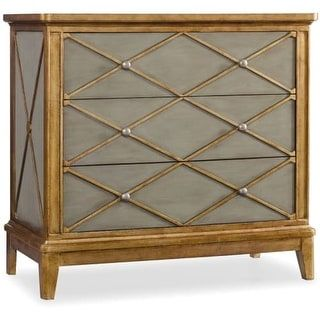 Shop for Hooker Furniture 638-85066 42 Inch Wide 3 Drawer Hardwood Dresser from the Melan. Get free shipping at Overstock.com - Your Online Furniture Outlet Store! Get 5% in rewards with Club O! - 24910232