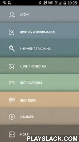 CPSL  Android App - playslack.com ,  CPSL mobile application provides the latest information about your air freight and operations at the Cathay Pacific Cargo Terminal on the go. Enjoy the brand-new user experience at your fingertips with our available features:• Shipment status change update with clear timestamp indication• Customised push notification for shipment status change • Convenient ways of airway bill input for shipment tracking• Instant information sharing function• Intelligent…