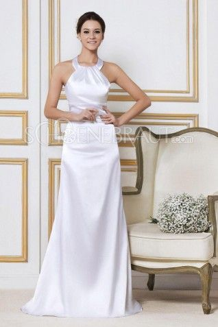 http://www.schoenebraut.com/elegant-neckholder-satin-hochzeitskleid-mit-pinsel-schleppe-product-8877.html