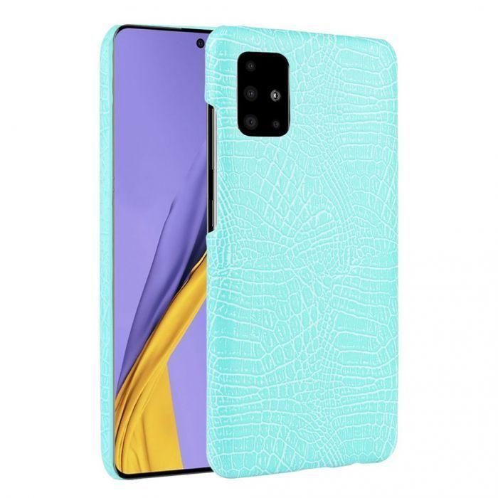 Croco Case Samsung Galaxy A51 Baby Blue In 2020 Samsung Cases Samsung Galaxy Samsung Phone Cases