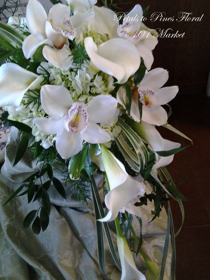 how to say lily flowers in italian