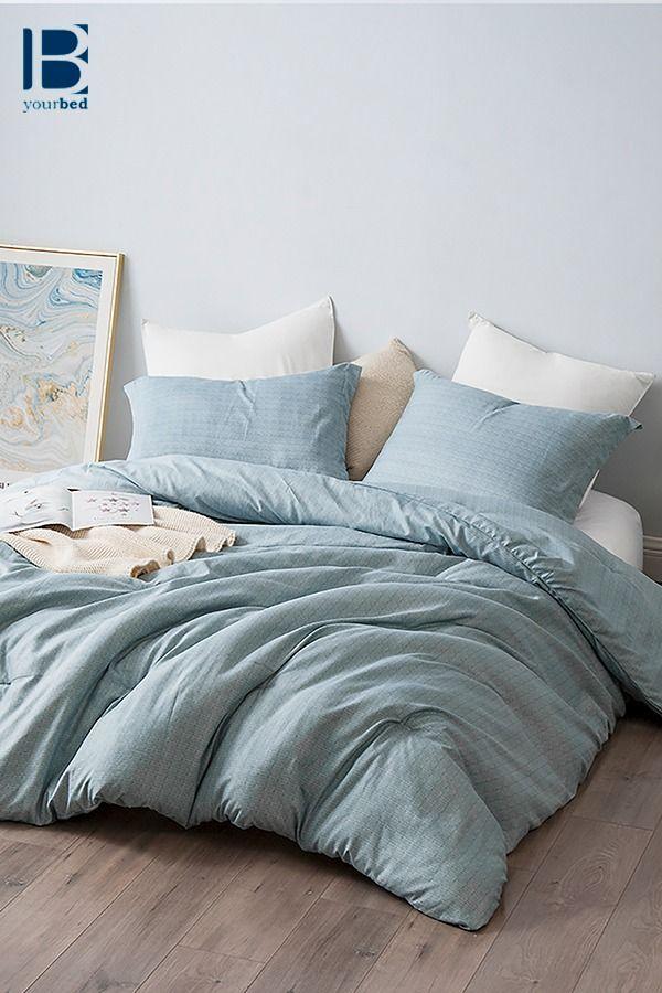 Most Comfortable Xl Twin Xl Queen And Xl King Comforter Borgo Ultra Cozy Microfiber Oversize Designer Bedding Blue Room Decor Blue Comforter Bedroom Light Blue Rooms