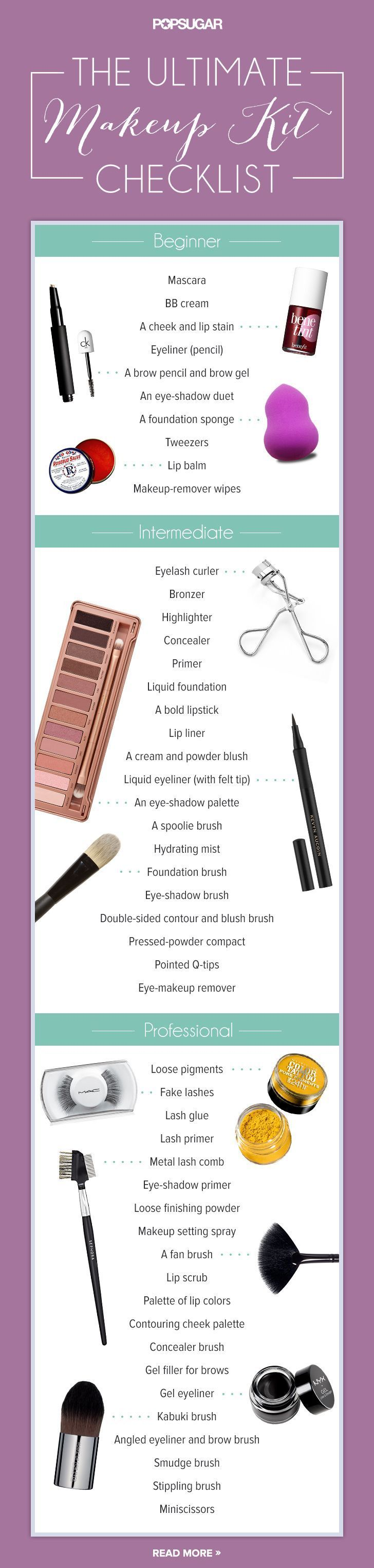 The makeup items every woman needs in her kit! | thebeautyspotqld.com.au