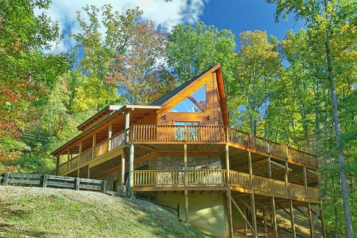1000 images about smoky mountain cabins on pinterest for Private cabin rentals in tennessee