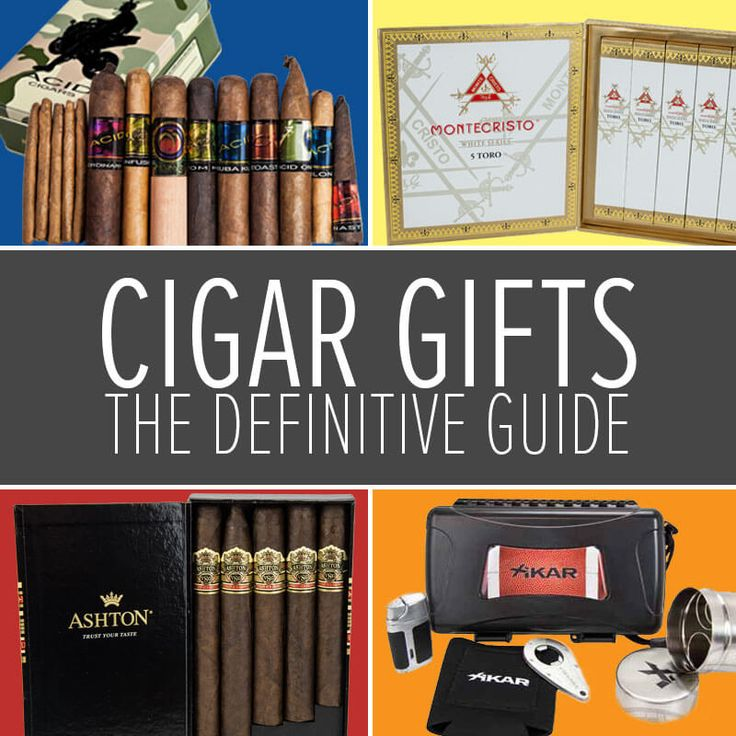 CIGAR GIFTS: THE DEFINITIVE GUIDE