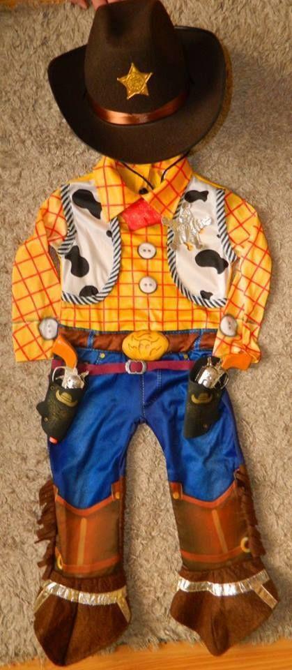 Cudowny strój Chudego, rozm.92-104 idealne do zabawy w Toy Story :)  #Dzieciociuszek #ubrankazagrosze #przebieranki #toystory #chudy #zabawa #balony #urodziny