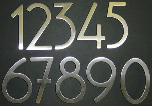 Images about address numbers on pinterest house address numbers