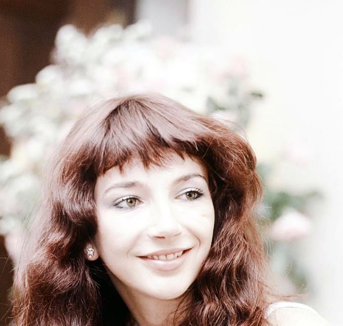 Kate Bush in Japan, 1978.