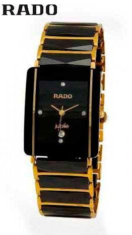 Rado Integral – это не просто элегантные часы, это и красивый аксессуар, который подчеркивает индивидуальность и вкус своего владельца.  Часы выполнены из качественных материалов и являются точной копией дорогих Rado Integral. Дизайн в стиле «ничего лишнего». Черный блестящий корпус без лишних деталей, циферблат минималистичен, на нем нет ни одной лишней цифры.