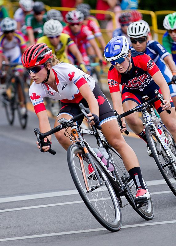 Pan Am Games Toronto 2015 Womens Cycling Road Race | by thelearningcurvedotca