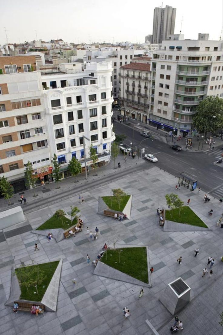 41 best public spaces images on pinterest public spaces for Urban landscape design
