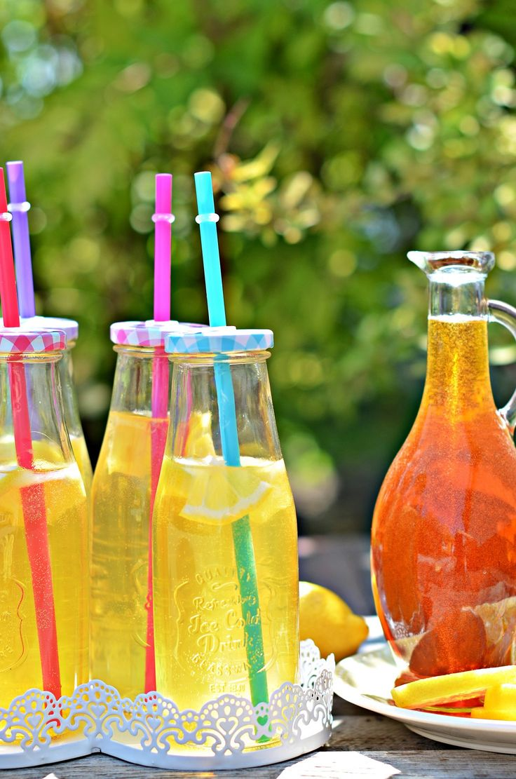 Isteni limonádészirup bögrésen | Rupáner-konyha