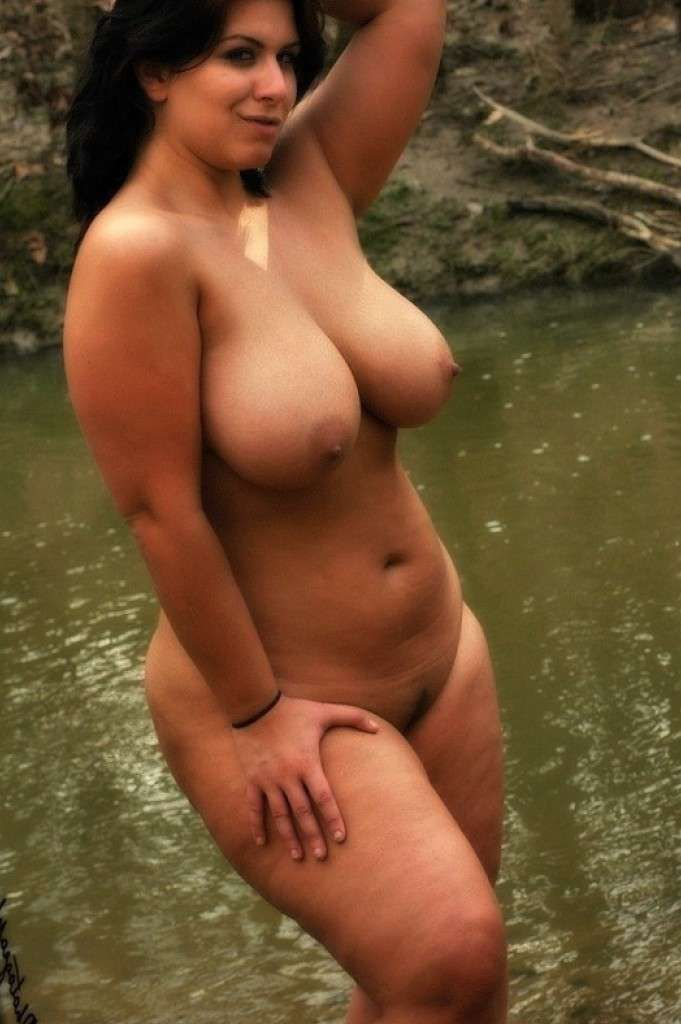 nude and full figured