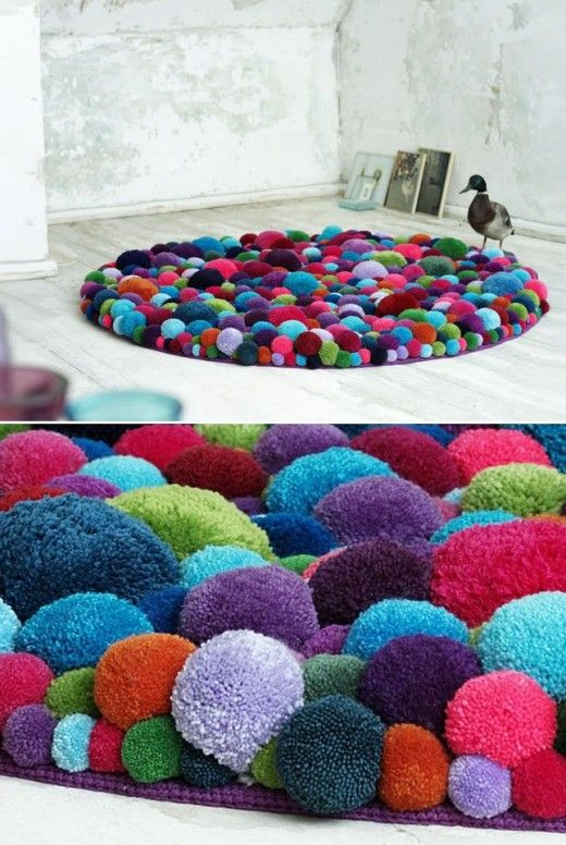 39 DIY Pom Crafts Which Easy To Make And Ready Sell