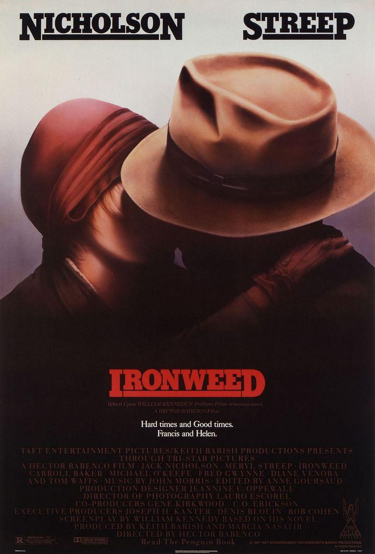 Ironweed (1987) Watch the Trailer! / Jack Nicholson, Meryl Streep, Carroll Baker Movie/