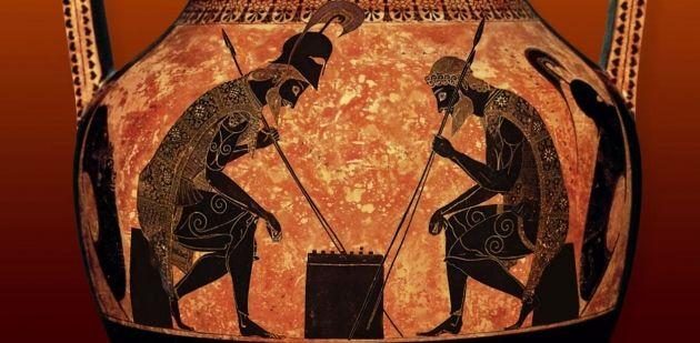 Ο Αχιλλέας, ο Αίας και οι άλλοι αρχαίοι Έλληνες ζωντανά στην οθόνη σας - Εξαιρετικό | AlfaVita - Εκπαιδευτικό Ενημερωτικό Δίκτυο