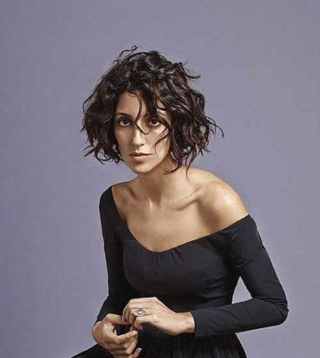 25 Short Messy Curly Hairstyles