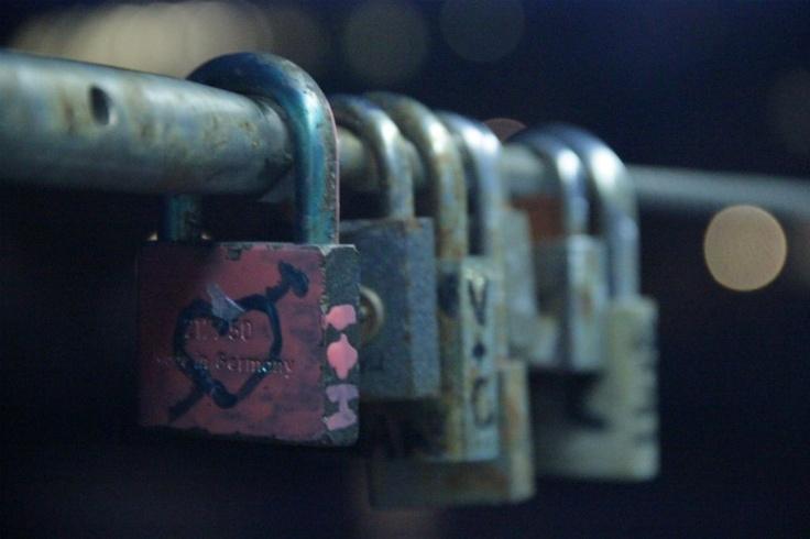 Lovelocks from Copenhagen.    I love this picture!