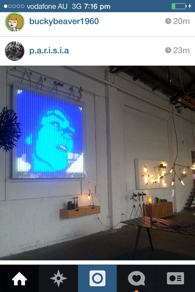 Agony/ecstasy 2008  In situ in Tongue and Groove 2014  Eddy Carroll- Phebe Parisia - John Howland
