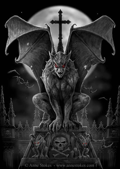 Gothic Gargoyles | ... Influence of Art History on Modern Design – Gothic Style | Pixel 77