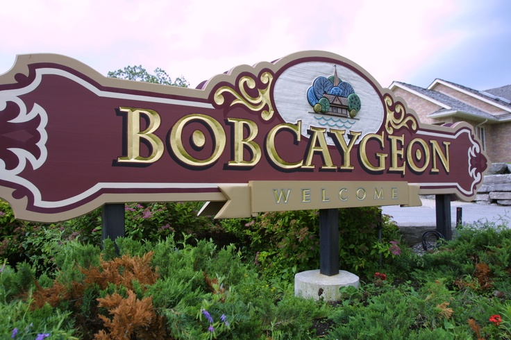 I <3 Bobcaygeon