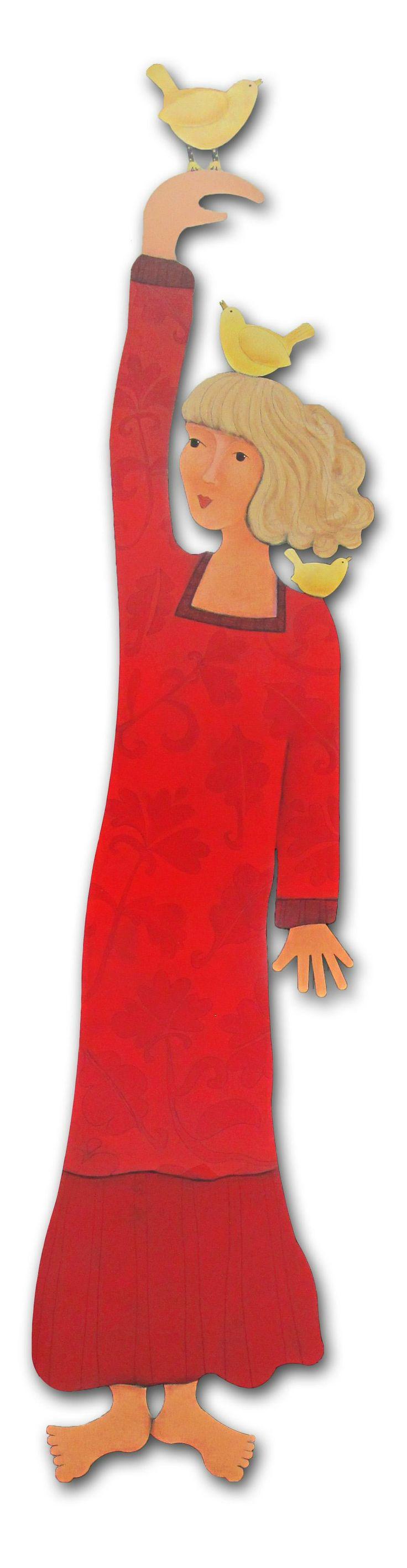 An original work by Carol Roeda - Lady Francis