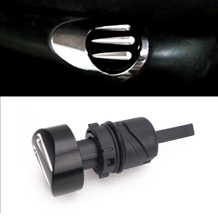 sale aftermarket black oil dip stick filler plug for harley sportster iron 48 forty eight sportster xl 883 #oil #sticks