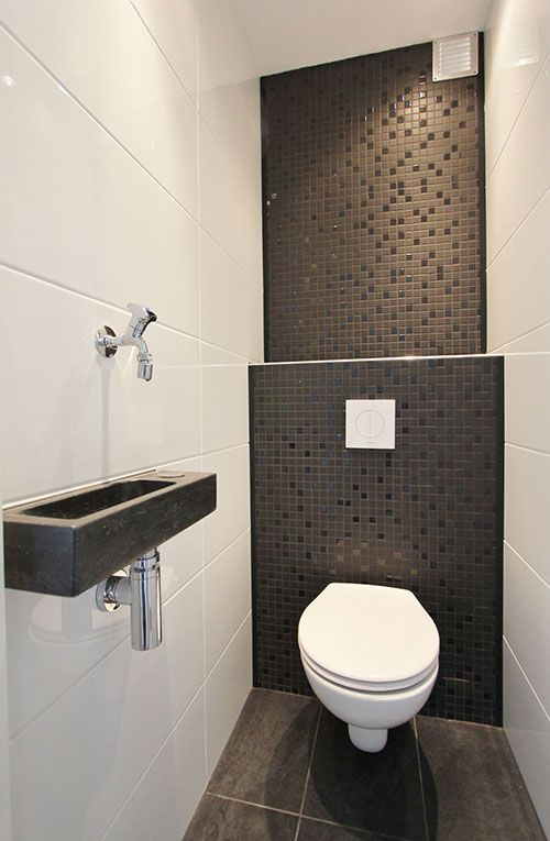 Le Carrelage WC se met   la couleur pour faire la d co  Modern ToiletToilet  IdeasWhite. Best 25  Small toilet design ideas only on Pinterest   Toilets