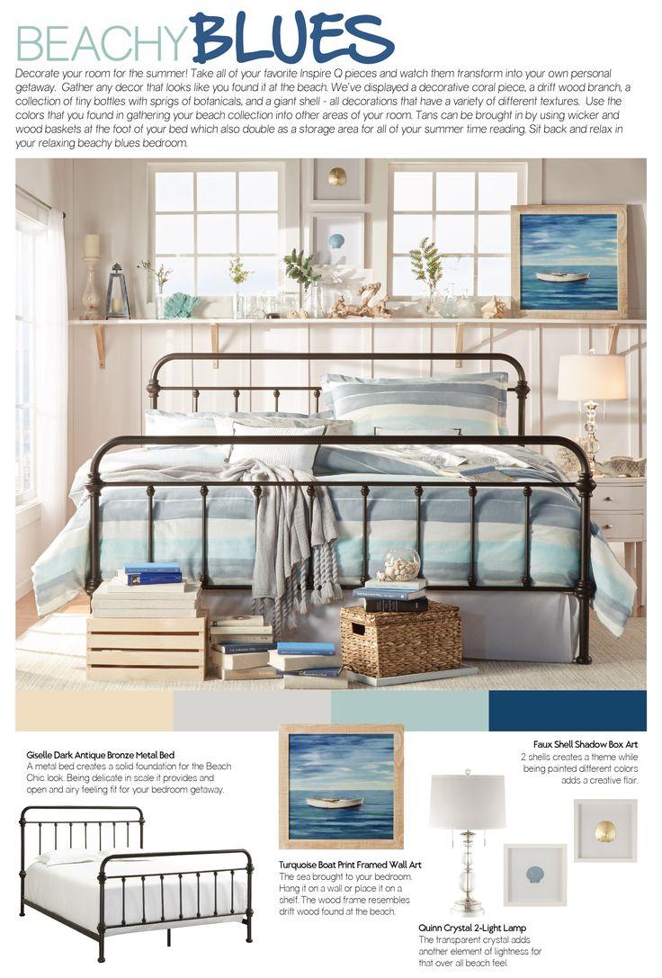 Perfect for a beach house. Or beach themed room.