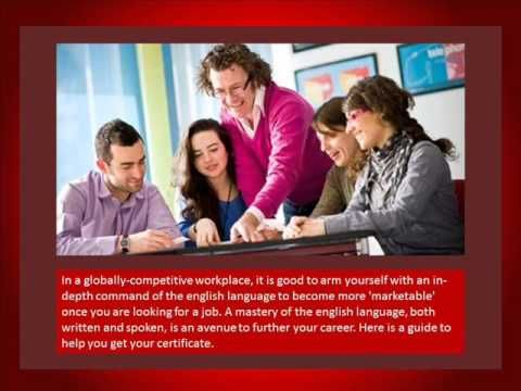 English course in Perth - Certificate II in Spoken and Written English - YouTube