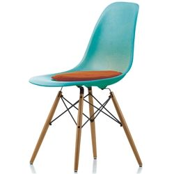 Vitra eames dsw stoel kussen products and eames - Eames eames stoel ...