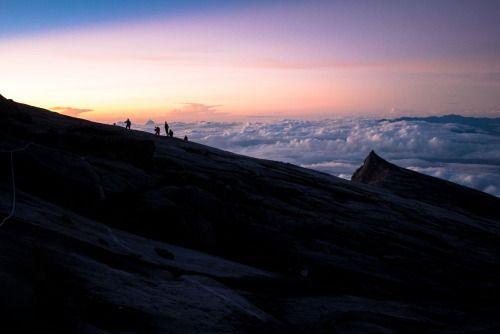 #Tumblr antoniusthegr8:  Dawn Mt Kinabalu Malaysian Borneo   Museum...
