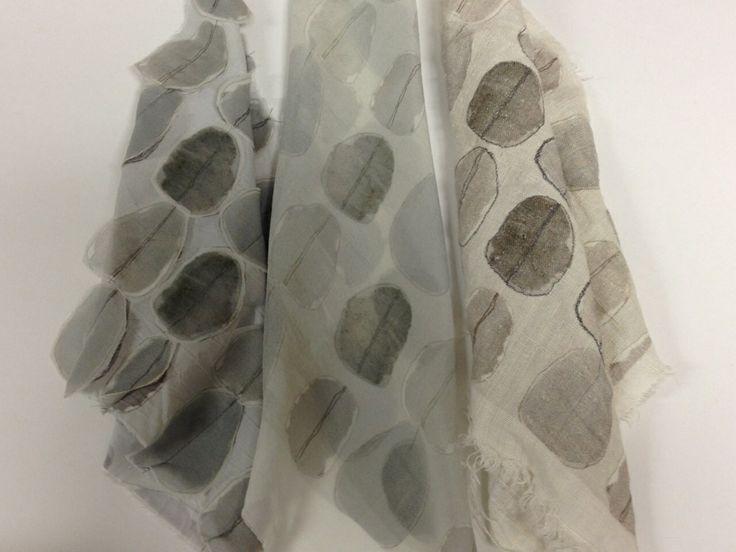 Pebble fabric design