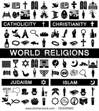 Religion Stock Vectors & Vector Clip Art | Shutterstock