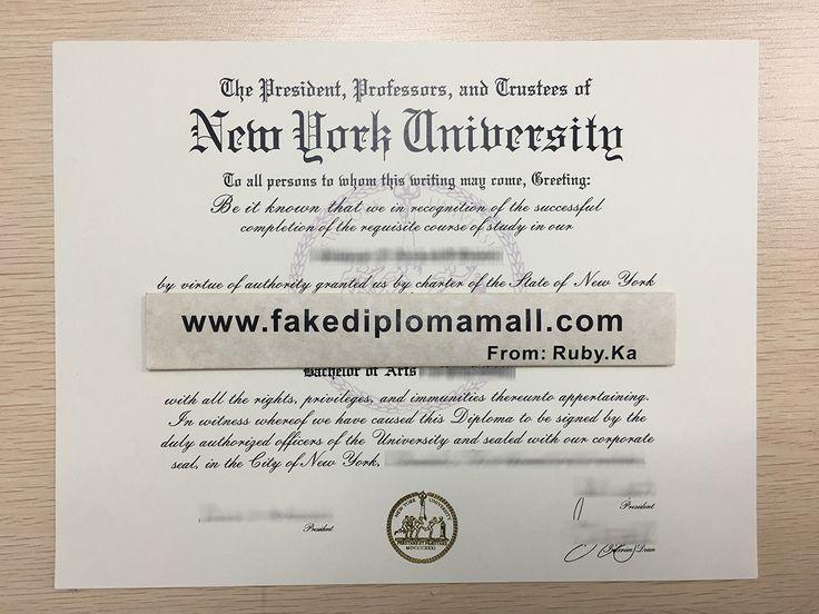 10 best US university degree samples images on Pinterest - sample graduation certificate