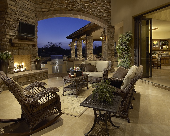 14 best images about luxurious patios on pinterest Luxury fireplaces luxury homes