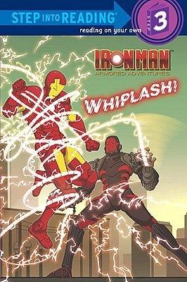 Whiplash! (Iron Man: Armored Adventures)