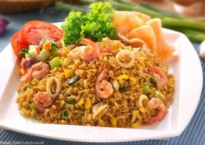 Resep Nasi Goreng Seafood http://resepbook.com/resep/nasi-goreng-seafood-494