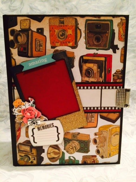 Crafting Passions: Good Day For A Fun Project - Bag-Tag-A-Lope from Paper Phenomenon